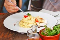 Styliste de nourriture Photo libre de droits