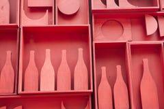 Stylization of small cellar Stock Photos
