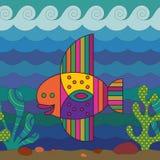 Stylize Fish Stock Images
