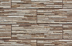 Stylized color brick wall texture. Stock Images