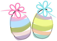 Stylized Easter Egg Royalty Free Stock Photos