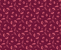 Stylized floral ornament. Royalty Free Stock Photography