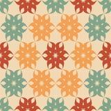 Stylized floral pattern. Seamless stylized floral pattern. Pastel Royalty Free Stock Photo