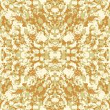Stylized Floral Seamless Pattern Stock Image