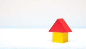 Stylized house Stock Photo