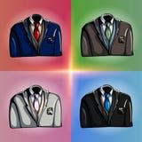 Stylized Jackets Stock Photos