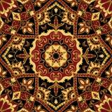 Stylized medieval pattern. Royalty Free Stock Photos