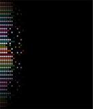 Stylized pixels Stock Photo