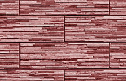 Stylized red brick wall texture. Abstract background and textutre for design Stock Image