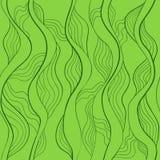 Stylized seamless pattern Stock Image