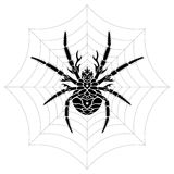 Stylized Spider Royalty Free Stock Photography
