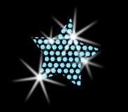 Stylized star Stock Image