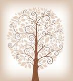 stylized tree Royalty Free Stock Photo