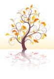 Stylized tree Stock Photos