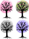Stylized tree Stock Photos