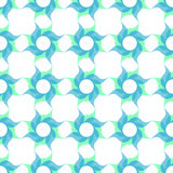 Stylized Twirled Flower Trellis  Background Stock Photos