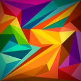 Stylized Vector Background Royalty Free Stock Photo