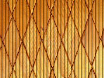 Stylized wooden tiles. Background. Stylized rhombus wooden tiles texture Royalty Free Stock Image