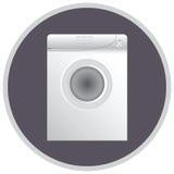 stylizowany maszyny domycie Obrazy Stock
