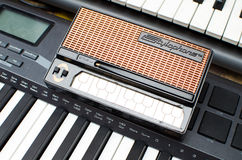 Stylophone Royalty Free Stock Images