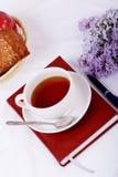 stylowa herbaty. Fotografia Stock