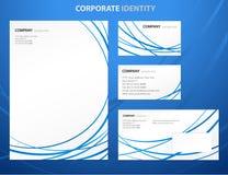 stylowi biznesów szablony Zdjęcie Stock
