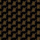 Stylowy brown i czarny Zdjęcie Stock