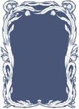 Stylowy Tiffany kwiecisty tło Obrazy Royalty Free