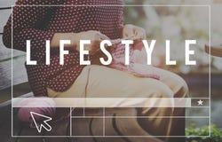 Stylu życia interesu hobby sposobu życia Pasyjny pojęcie Obrazy Royalty Free