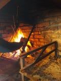 Stylu grill zdjęcie royalty free