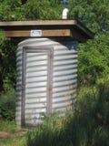 stylu odpoczynku staci Outhouse Fotografia Stock