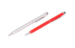 Stylus pen isolated Stock Images