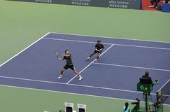 Styr Shanghai ATP 2015 1000 Arkivbild