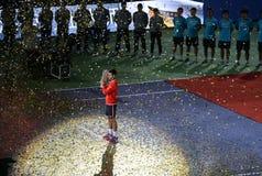 Styr Shanghai ATP 2015 1000 Royaltyfri Bild