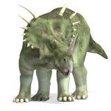 styracosaurus δεινοσαύρων διανυσματική απεικόνιση