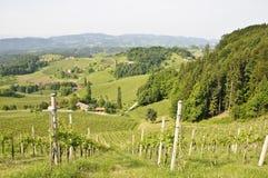 Styria Landscape Stock Image
