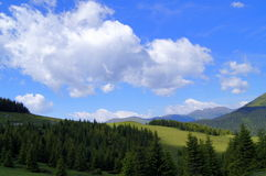 Styrian Alps Royalty Free Stock Image
