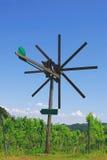 styrian klapotetzscarecrow Royaltyfri Foto