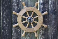 Styrninghjul Royaltyfri Foto