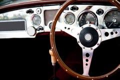 styrningshjul Royaltyfri Foto