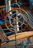 Styrningshjul Royaltyfri Bild