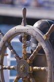 styrningshjul arkivfoto