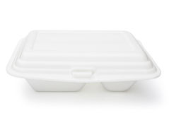 Styrofoam box Stock Images