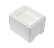 Styrofoam Container Stock Photos