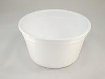 Styrofoam cup Stock Photography
