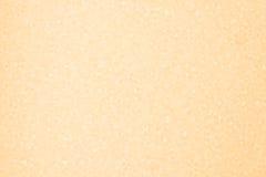 Styrofoam light orange texture Stock Images