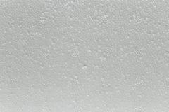 Styrofoam plate. Macrophotography of a styrofoam plate Stock Photo