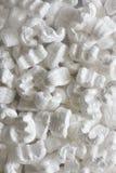 Styroschaum-/Polystyrenbeschaffenheit stockfotografie
