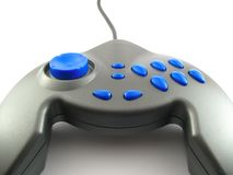 Styrspak/Joypad/Gamepad arkivbild