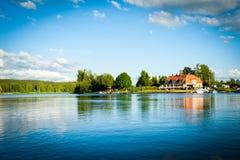Suécia Veneza Foto de Stock Royalty Free